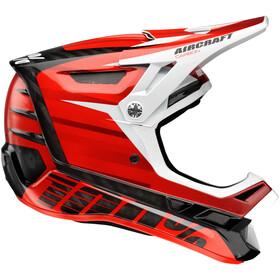 100% Aircraft DH Helmet incl. Mips, dexter red